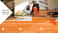 Transforming Paint Sales and Retail Service Operations