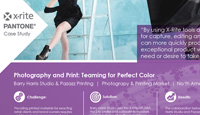 Photography and Print - Teaming for Perfect Color