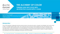 The Alchemy of Color