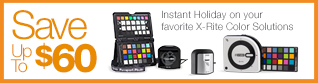 Holiday Instant Rebate